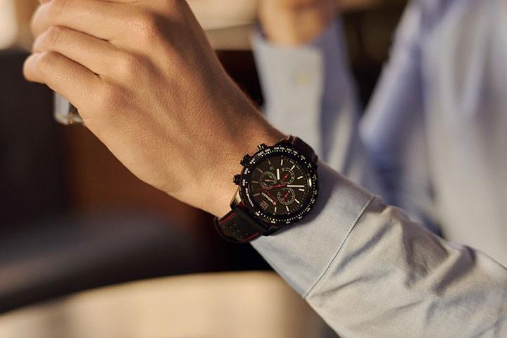 Wenger - ceasul care masoara timpul tau pretios