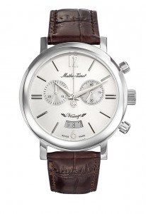 Mathey Tissot - timpul tau merita un ceas pe masura
