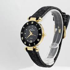 Mathey Tissot - little black watch