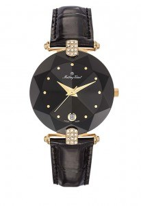 Mathey Tissot - black is classic